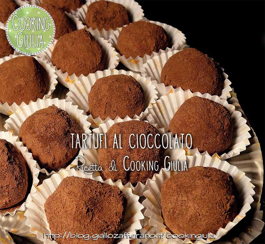 tartufi al cioccolato | tartufi | cioccolato