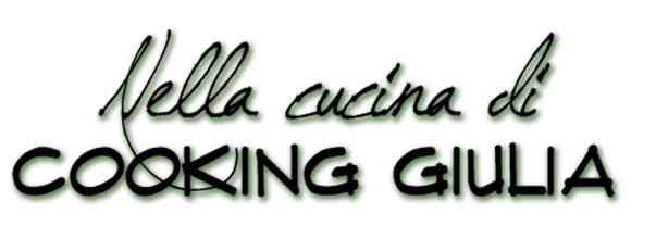 Nella cucina di Cooking Giulia