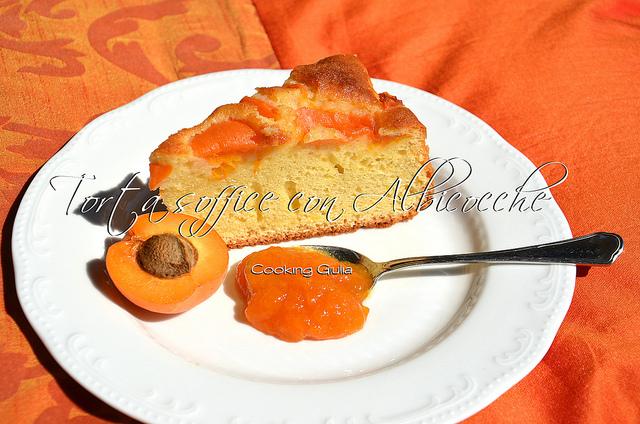 torta albicocche | albicocche cotte | albicocche forno