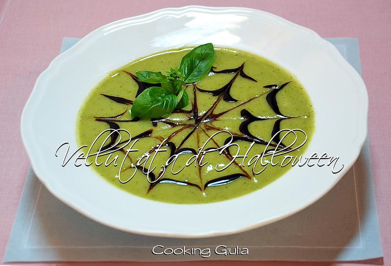 decorazione a ragnatela | decorazione per minestre | decorazione per zuppe