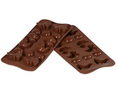 stampo | silikomart | cioccolato | pasqua