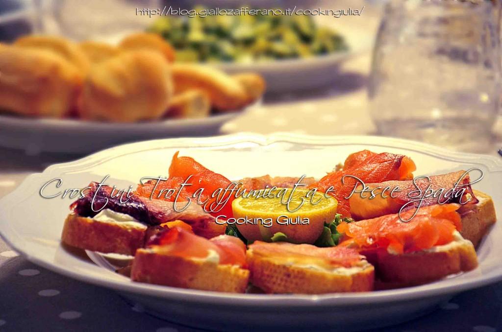 crostini di pesce | pesce | crostini