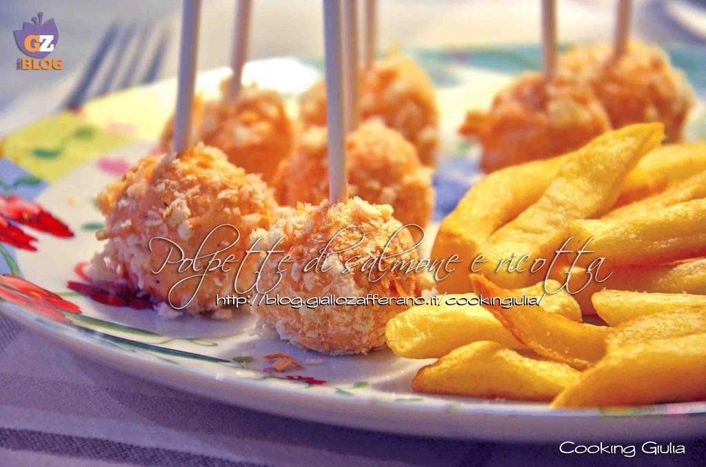 polpette salmone e ricotta | polpette | salmone | ricotta | fish | cooking giulia | pesce avanzato