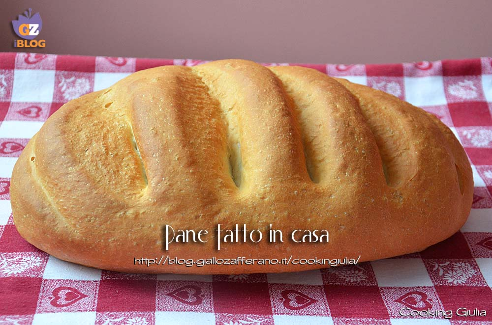 Pane fatto in casa ricetta con impastatrice lievitato - Antifurto fatto in casa ...