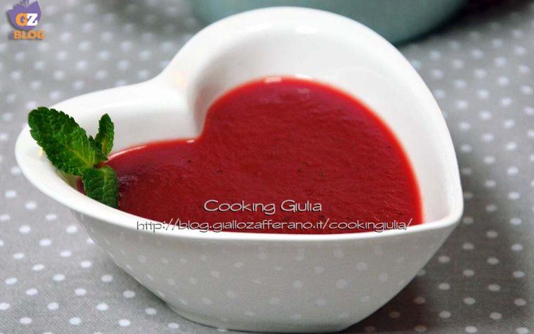 Crema di Barbabietola Rossa