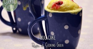 Mug Cake, torta in tazza allo yogurt