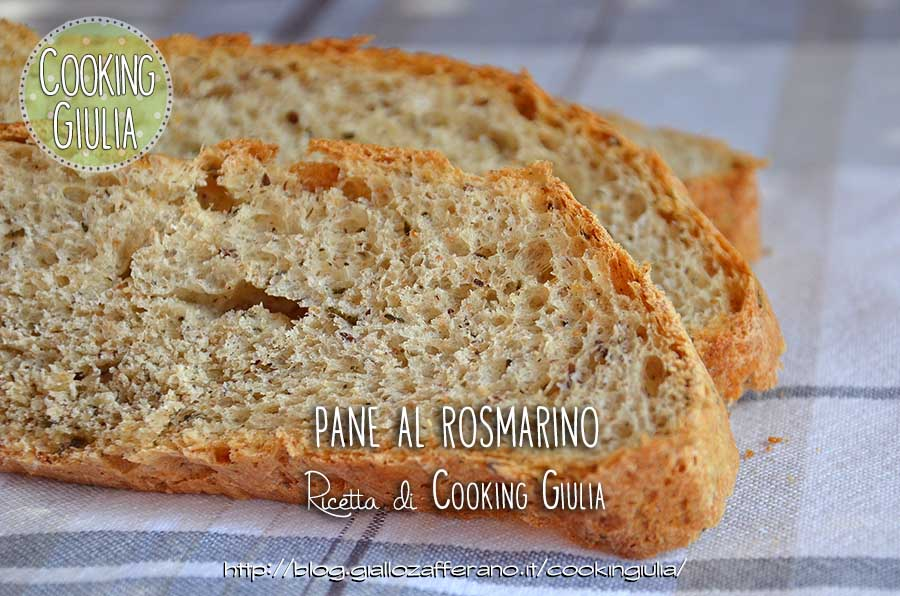pane | rosmarino | pane al rosmarino | pane integrale | farina integrale