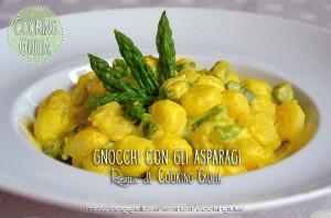 gnocchi | asparagi | primi asparagi | ricetta con asparagi | primi piatti con asparagi