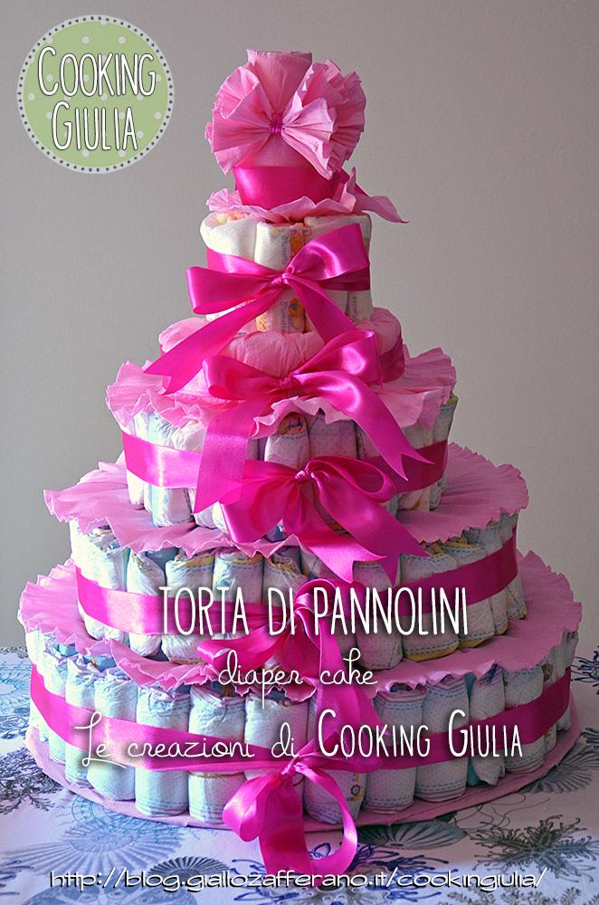 Populaire Torta di pannolini | Tutorial | Idea regalo per neomamme | neonati RE17