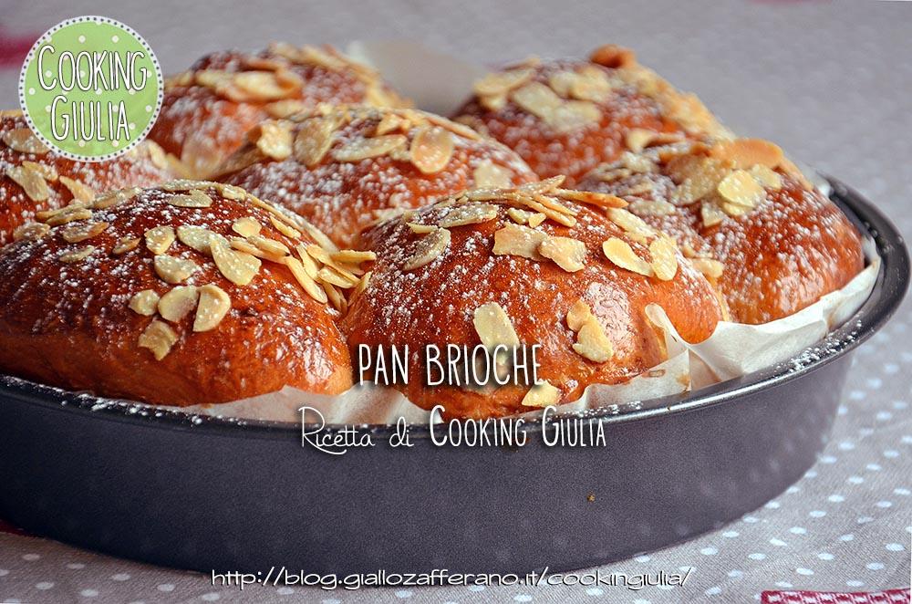 danubio | panbrioche | pan brioche | mandorle | cooking giulia | lievitati