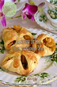 fagottini | mele | pasta sfoglia | puff pastry