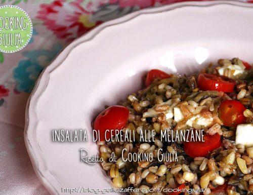 Cinque Cereali alle melanzane