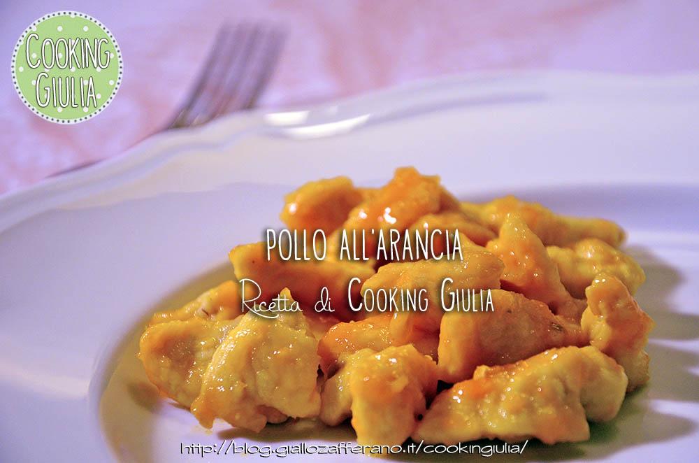 pollo | arancia