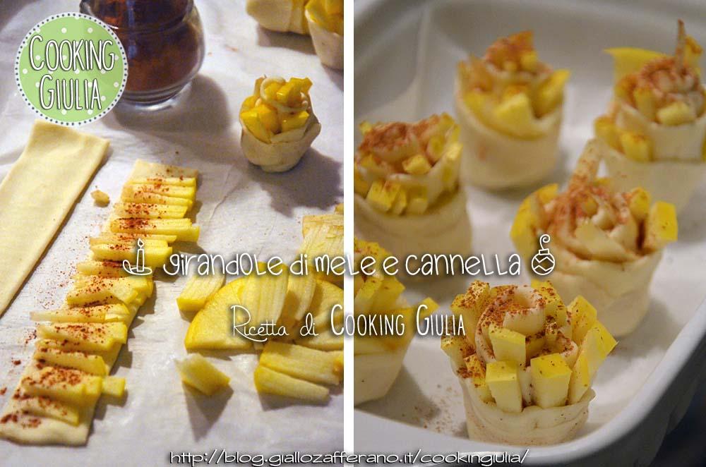 girelle mele   mele   pasta sfoglia   cannella   girelle   zucchero