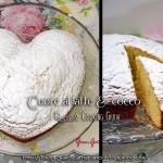 torta latte e cocco
