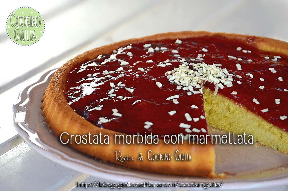crostata morbida