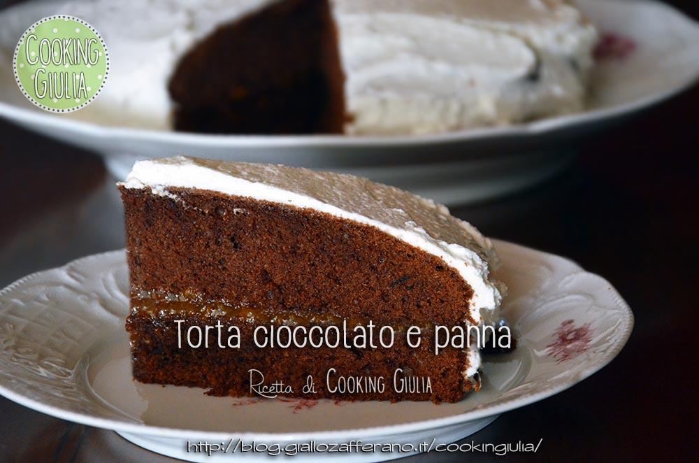torta cioccolato e panna 1