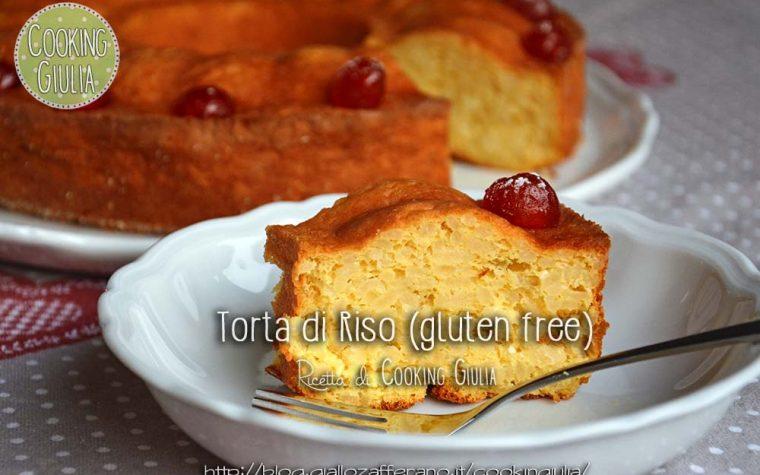 Torta di riso (ricetta senza glutine)