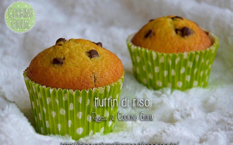 Muffin di riso