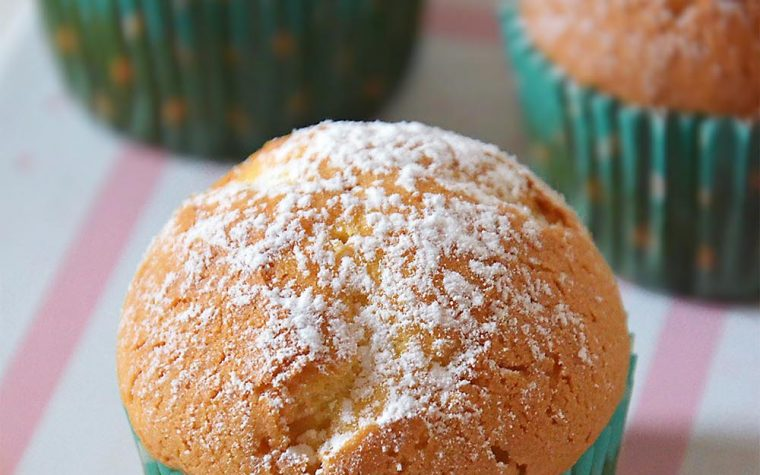 Muffin – impasto base