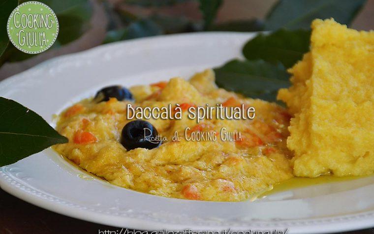 Baccalà spirituale – Bacalhau espiritual