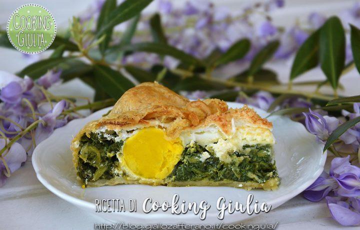 Torta Salata di Pasquetta