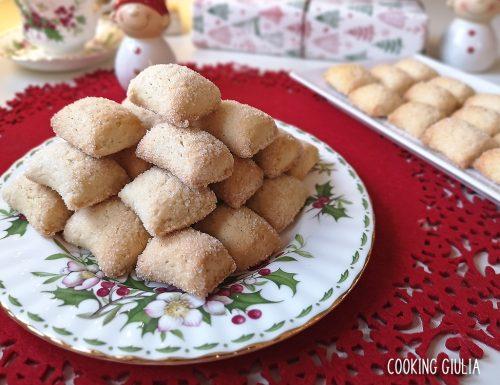 Biscotti al cocco senza burro e senza uova