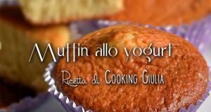 Muffin allo yogurt, senza burro