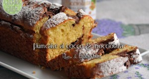 Plumcake cocco e nocciolata