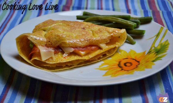 Omelette Olandesi Calabresi