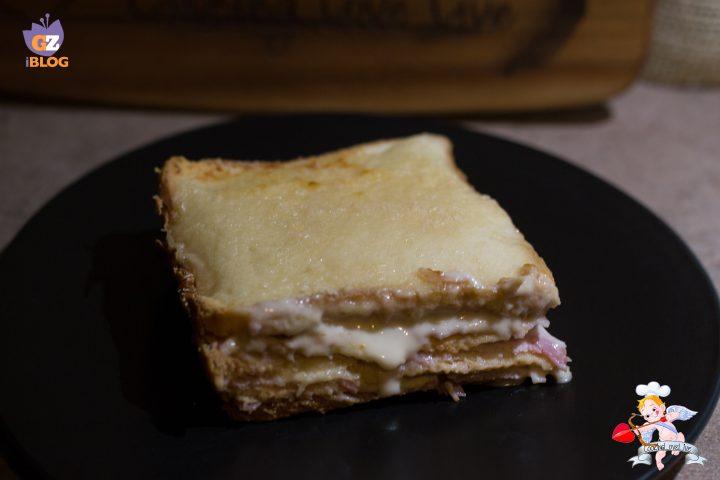 Lasagne Croque Monsieur 3