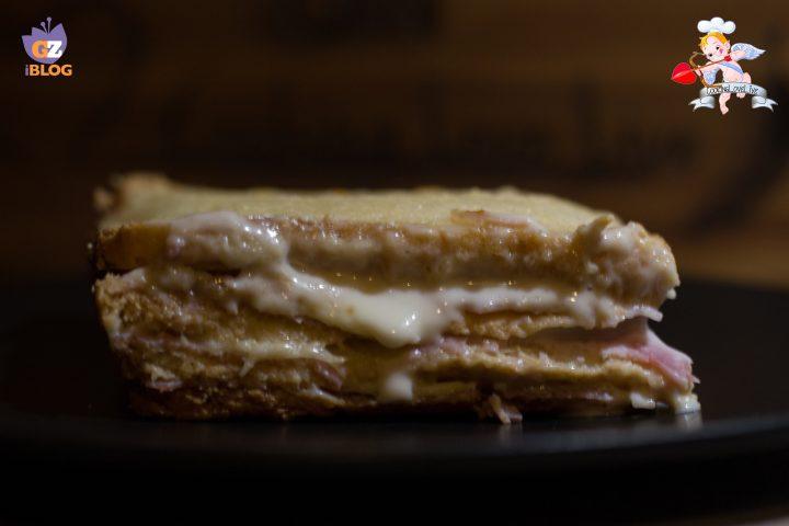Lasagne Croque Monsieur 4