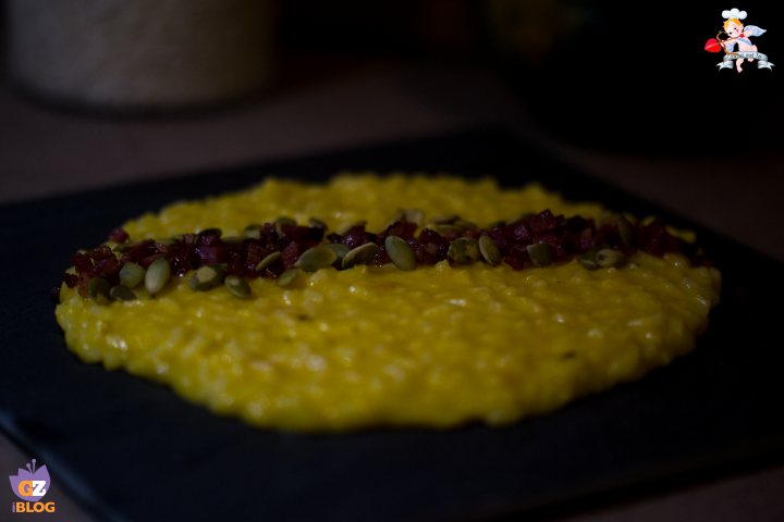 risotto zucca 2
