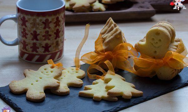 Christmas Cookies alla vaniglia