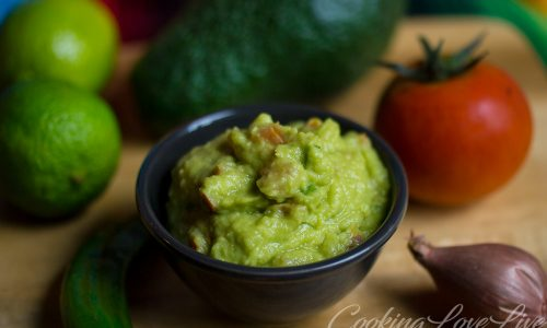 "Guacamole ""Messico"" Home made"