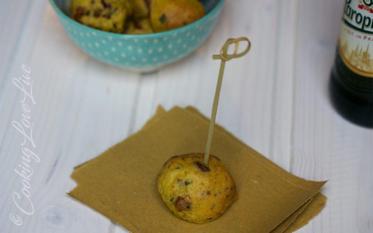 Polpette di patate e porcini (fritte o al forno)