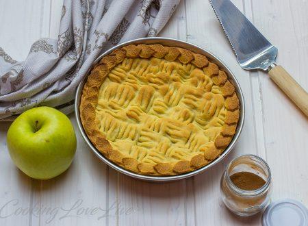 """Torta """"Nonna Papera"""" mele e cannella"""