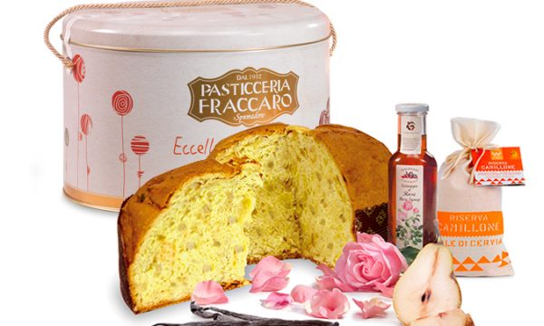 Panettone Fraccaro eccellenza slow food