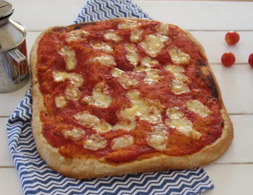Pizza ai grani antichi