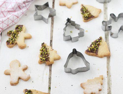 Biscotti di Natale al burro