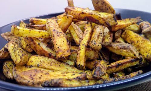 Patate fritte al forno