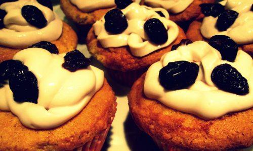 Cupcakes alla ciliegia