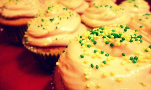Cupcakes al baileys