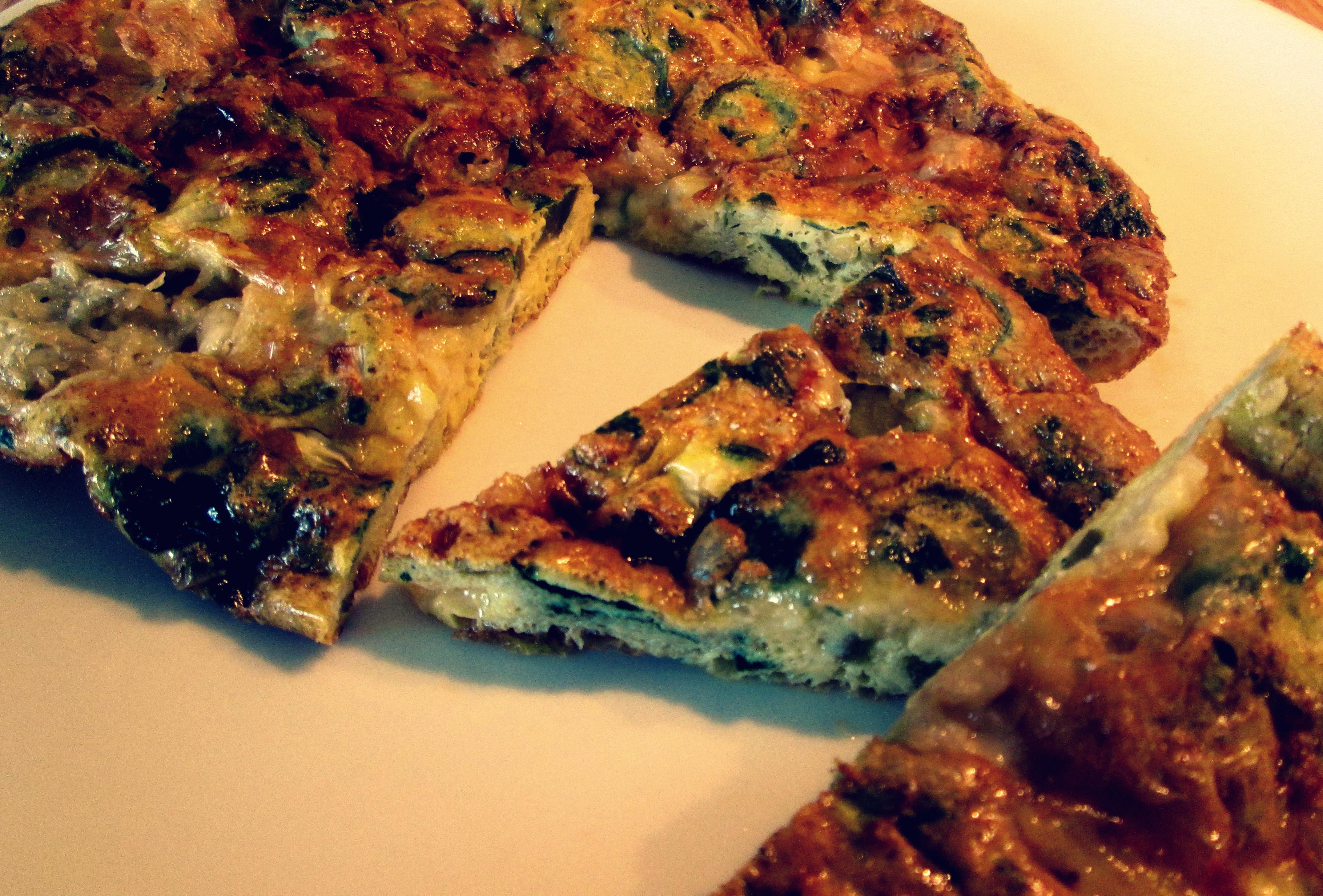 Tortilla jalapeno e zola cooking time for Cucinare jalapenos