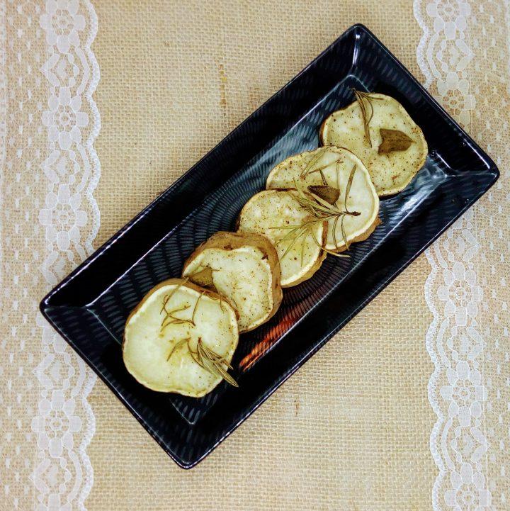 Patate dolci americane al forno con erbe aromatiche for Patate dolci americane