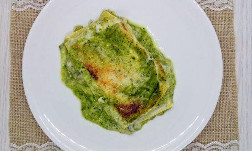 Lasagna zola e zucchine