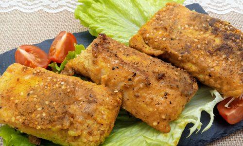 Filetti di merluzzo impanati (ricetta light)