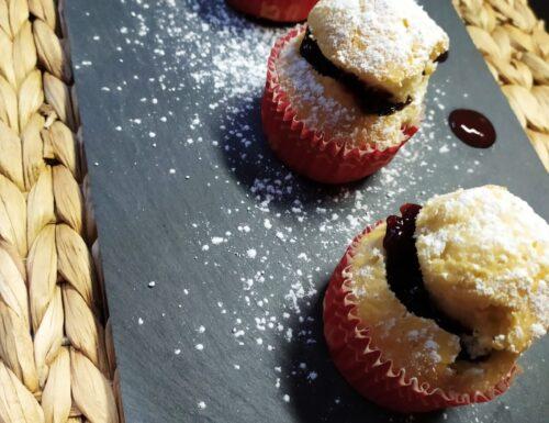 Muffin alle tre marmellate