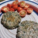 Hamburger agli spinaci
