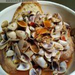 Zuppetta rossa di Calcinelli e Pane abbrustolito